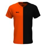 Оранжево-Черный