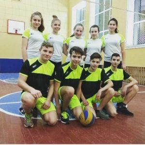 Волейбольна футболка Rigo Canzas