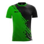 чорно-зелений