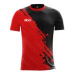 чорно-червоний