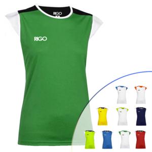 Волейбольна футболка жіноча Rigo Afina