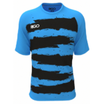 блакитно-чорний