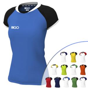 Волейбольна футболка жіноча Rigo Medusa