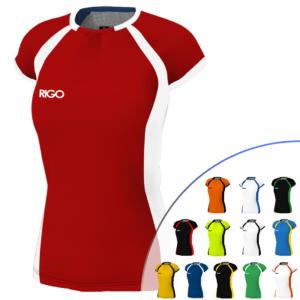 Волейбольна футболка жіноча Rigo Tango