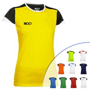 Волейбольна футболка жіноча Rigo Victoria