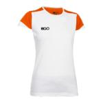 біло-помаранчевий