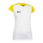 біло-жовтий