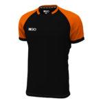 чорно-помаранчевий
