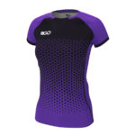 фіолетово-чорний