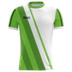 зелено-білий