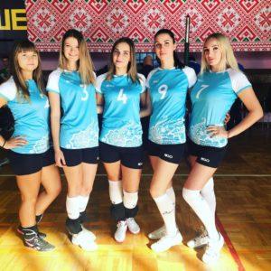 Волейбольна футболка жіноча Rigo Flex