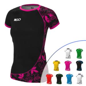 Волейбольна футболка жіноча Barva