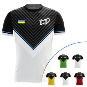 Футболка кіберспортивна Rigo Cyber