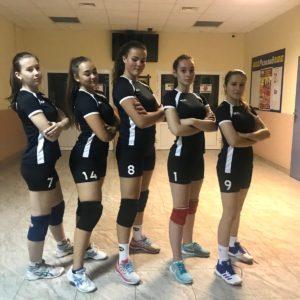 Шорти волейбольні жіночі Rigo Tempo